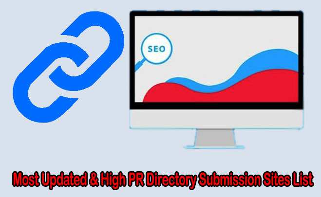 Most Updated & High PR Directory Submission Sites List