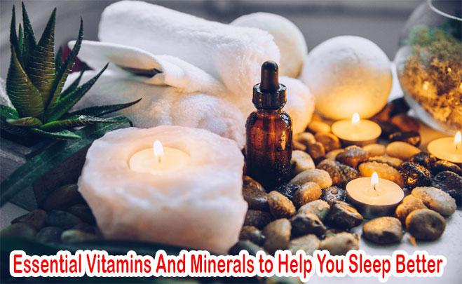 Essential Vitamins And Minerals