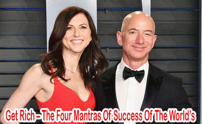 Get Rich Jeff Bezos