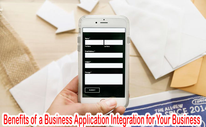 Benefits of a Business Application Integration for Your Business