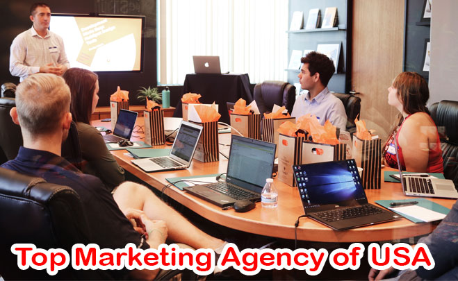 Top Digital Marketing Agency In USA