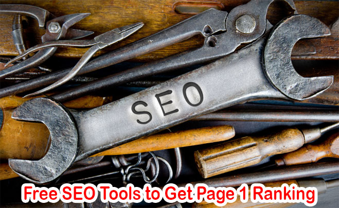 Free SEO Tools to Get Page 1 Rankings on Google