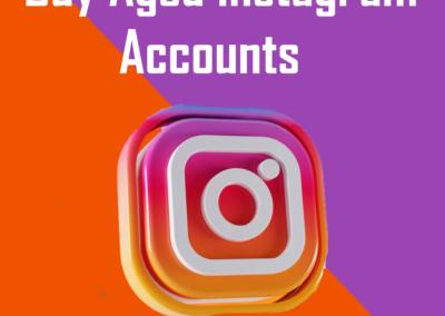 Buy Aged Instagram Accounts