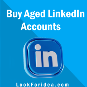 Buy Aged LinkedIn Accounts
